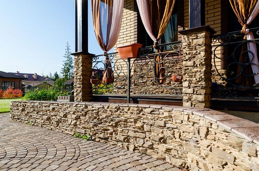 Правила укладки тротуарной плитки на бетонное основание