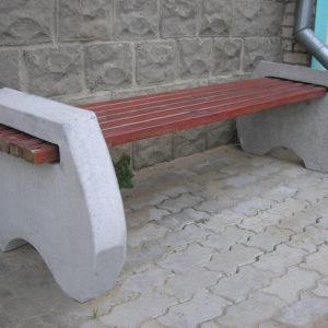 "Скамейка бетонная ""Стоун"""