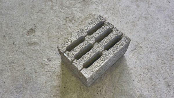Керамзитобетонный блок (стеновой) 400*200*300